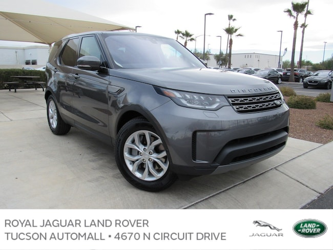 2019 Land Rover Discovery SE SE V6 Supercharged