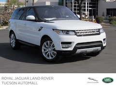2017 Land Rover Range Rover Sport HSE V6 Supercharged HSE