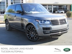 2017 Land Rover Range Rover HSE V6 Supercharged HSE SWB