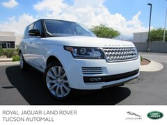 2017 Land Rover Range Rover 5.0 Supercharged V8 Supercharged LWB