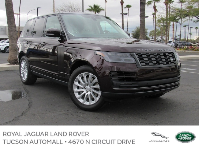 2019 Land Rover Range Rover 3.0 Supercharged V6 Supercharged SWB