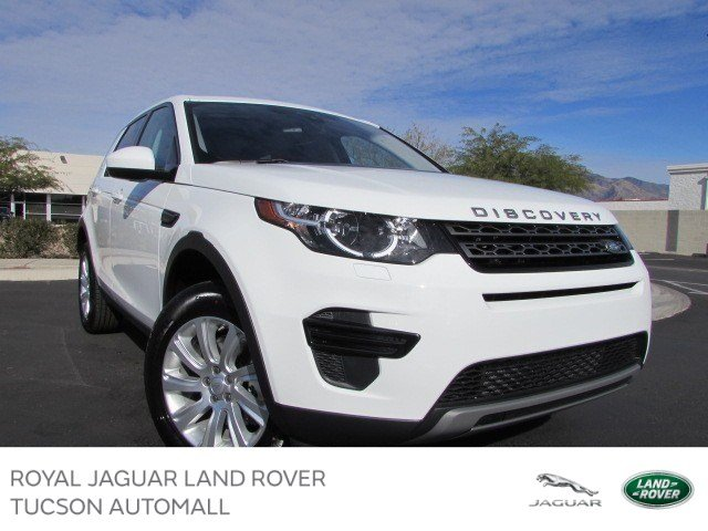 2017 Land Rover Discovery Sport SE SE 4WD