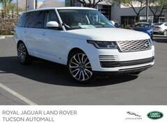 2018 Land Rover Range Rover SC V8 Supercharged LWB