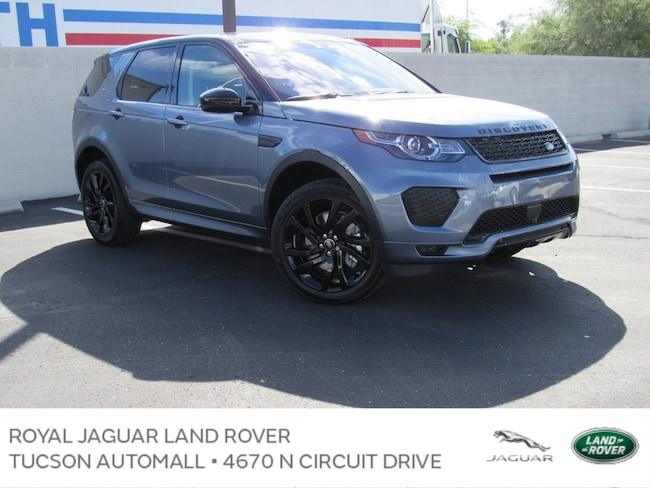2019 Land Rover Discovery Sport HSE Luxury HSE Luxury 286hp 4WD
