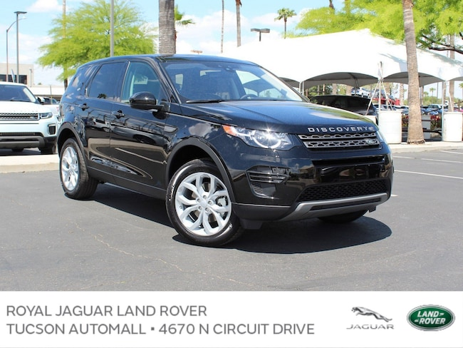 2019 Land Rover Discovery Sport SE SE 4WD