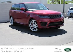 2018 Land Rover Range Rover Sport Dynamic V8 Supercharged Dynamic
