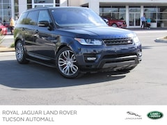 2017 Land Rover Range Rover Sport 5.0 Supercharged Dynamic V8 Supercharged