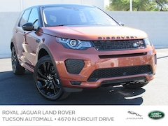 2019 Land Rover Discovery Sport HSE HSE 286hp 4WD