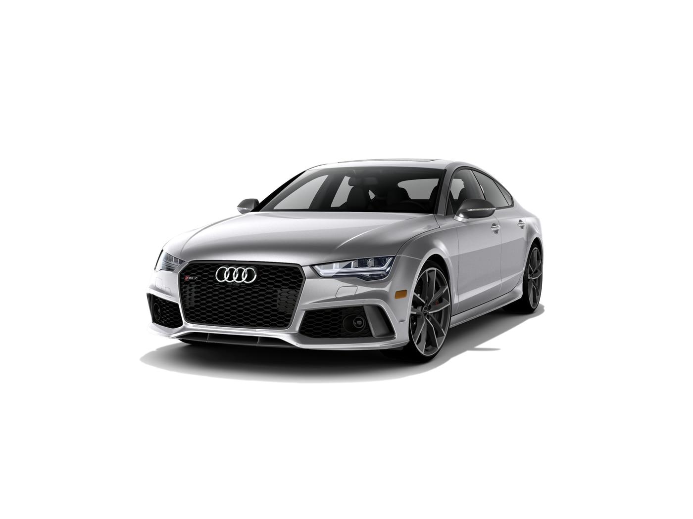 2018 Audi RS 7 4.0T performance Hatchback