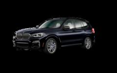 New 2018 BMW X3 M40i SAV 5UXTS3C5XJ0Y99210 for sale in Torrance, CA at South Bay BMW