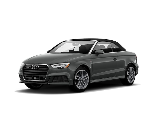 New 2019 Audi A3 Convertible Warrington