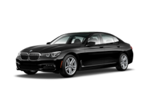 2019 BMW 7 Series 740i Xdrive Sedan Car