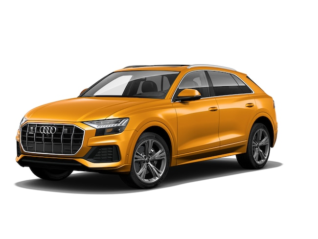 New 2019 Audi Q8 3.0T Premium Plus SUV in Devon, PA