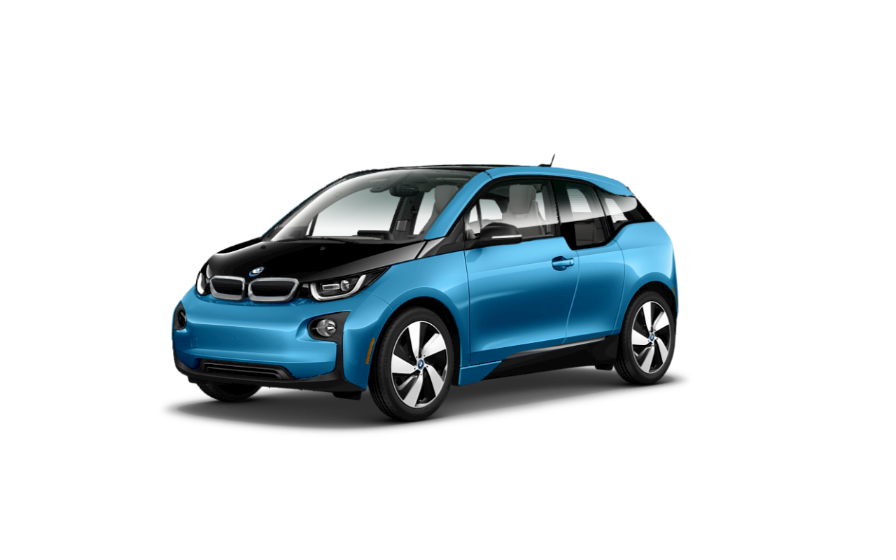 2017 BMW i3 with Range Extender 94 Ah Hatchback