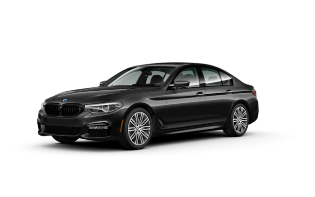 2018 BMW 5 Series 530i Xdrive Sedan All-wheel Drive