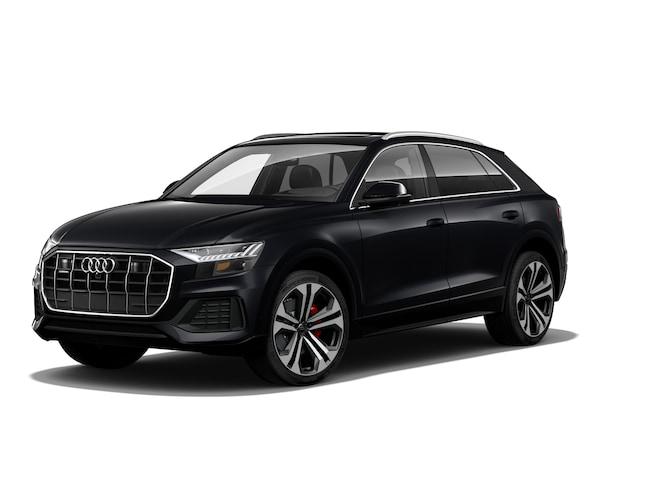 New 2019 Audi Q8 3.0T Prestige SUV Union City