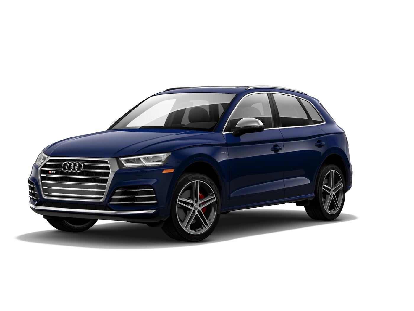 2018 Audi Q5 3.0T Premium Plus SUV