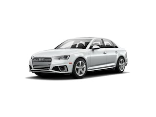 New 2019 Audi A4 2.0T Premium Sedan Burlington MA