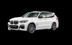 2018 BMW X3 M40i SAV 8 speed automatic