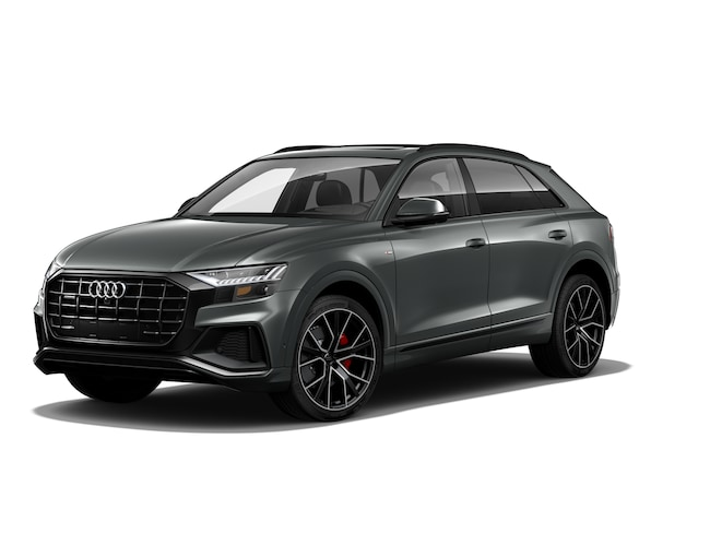 New 2019 Audi Q8 3.0T Premium Plus 3.0 TFSI Premium Plus WA1EVAF11KD014881 near Chicago
