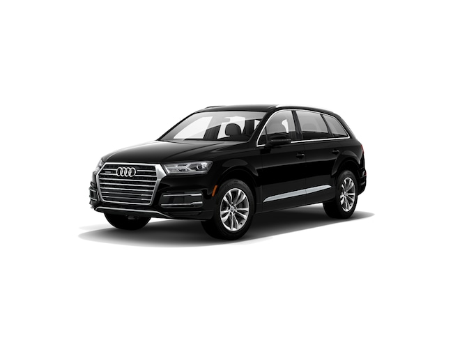 New 2019 Audi Q7 3.0T Premium SUV WA1AAAF77KD011059 Near Los Angeles