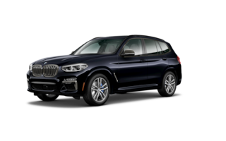 New 2018 BMW X3 M40i SUV near Washington DC