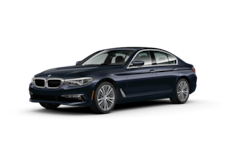 2017 BMW 530i Sedan 8-Speed Automatic