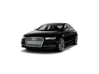New 2018 Audi S7 4.0T Prestige S tronic Hatchback in Los Angeles, CA