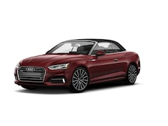 New 2019 Audi A5 2.0T Premium Plus Cabriolet for sale in Bloomington, IN