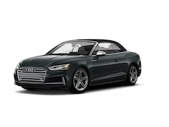 New Audi 2018 Audi S5 3.0T Premium Plus Convertible for sale in State College