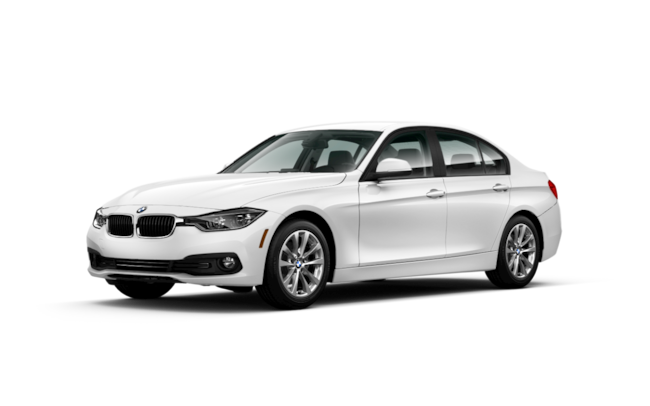 New 2018 BMW 320i xDrive Sedan
