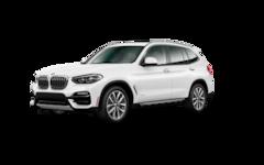 New 2018 BMW X3 xDrive30i SUV Greenville