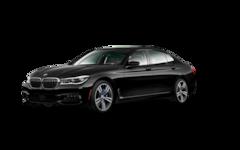 2019 BMW 7 Series 750i Sedan