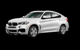 New 2018 BMW X6 xDrive35i SAV
