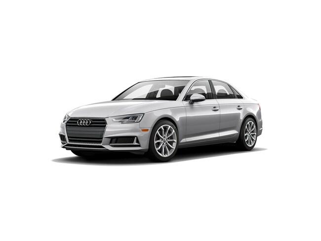 2019 Audi A4 2.0T Premium Plus Sedan
