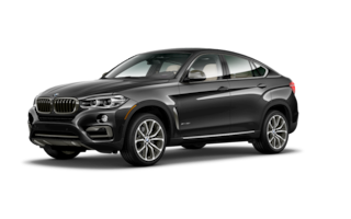 2018 BMW X6 Xdrive35i Sports Activity Coupe SUV