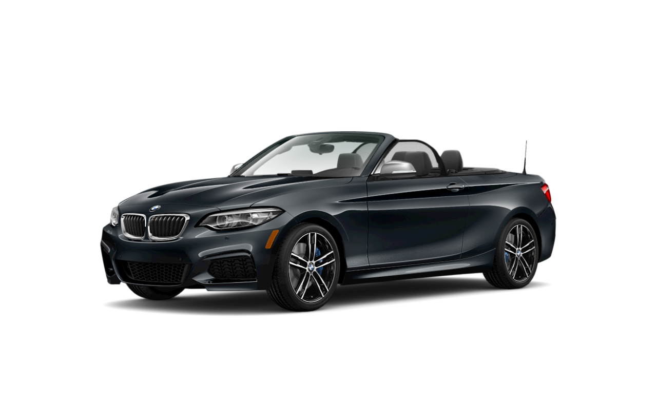 2018 BMW 2 Series M240i Convertible All-wheel Drive