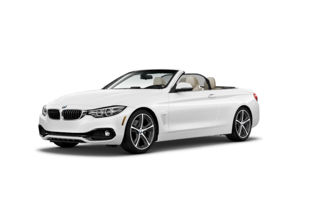 New 2019 BMW 430i Convertible Chico