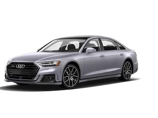 2021 Audi A8 4.0 60 TFSI quattro