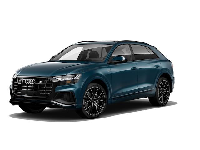 New 2019 Audi Q8 3.0T Prestige SUV for sale in Bloomington, IN