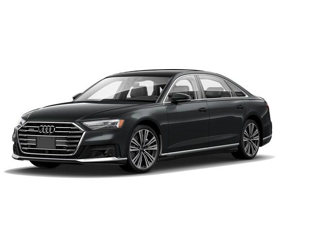 New 2020 Audi A8 L 55 Sedan WAU8DAF80LN010753 in Huntington, NY