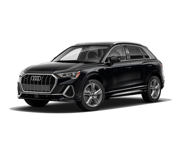 New 2020 Audi Q3 Premium S Line SUV WA1DECF38L1041569 in Iowa City, IA
