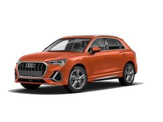 New 2020 Audi Q3 45 S line Premium Plus SUV WA1EECF30L1061352 near Smithtown, NY