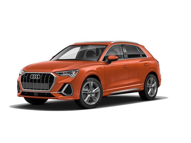 New 2020 Audi Q3 Sport Utility Vehicle Denver Area