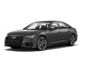 2020 Audi S6 Premium Plus Sedan