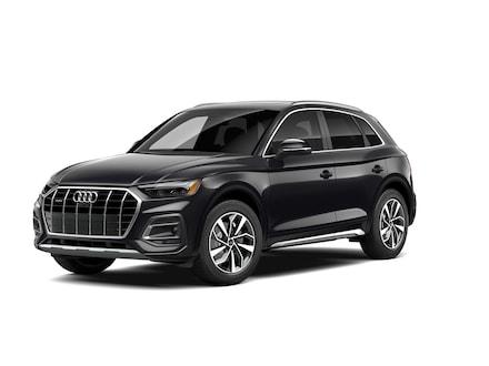 New 2021 Audi Q5 45 Premium Plus SUV for Sale in Iowa City