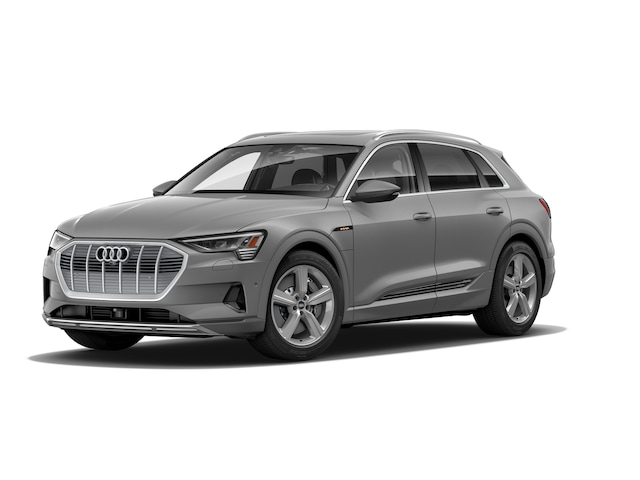 New 2019 Audi e-tron Premium Plus SUV WA1LAAGE3KB015479 in Huntington, NY