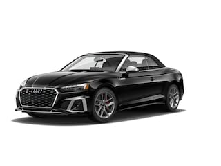New 2021 Audi S5 3.0T Premium Plus Convertible