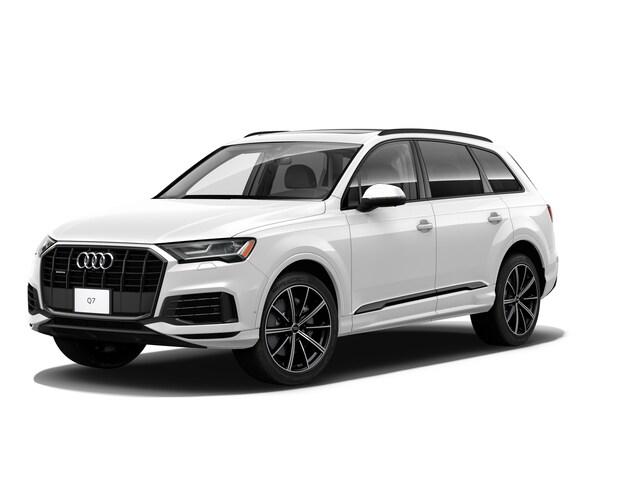 New Audi for sale  2020 Audi Q7 55 Premium Plus SUV in Ann Arbor, MI