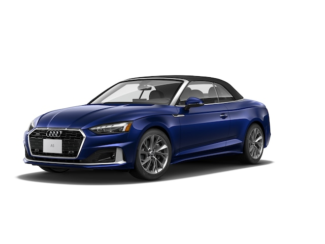 New 2020 Audi A5 Convertible Warrington